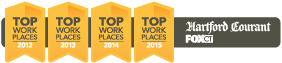 Hartford Courant - Top Work Places 2012 / 2013 / 2014