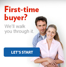 First-time Buyer?
